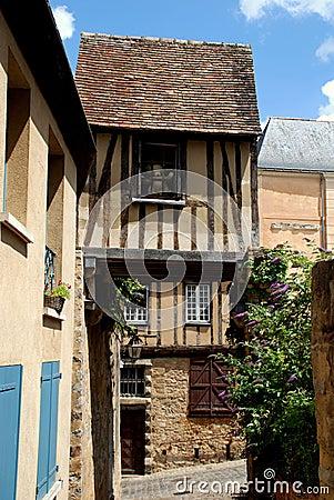 Le Mans, France: 15th Century House