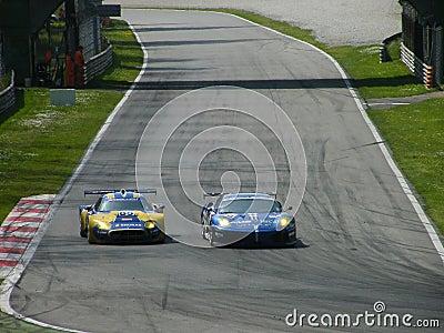 Le Mans Series Monza 3 Editorial Photo