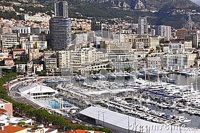 Le Monaco, Monte Carlo