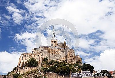 Le Mont St. Michel 1