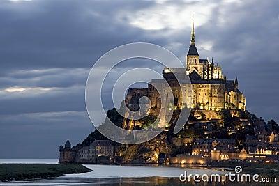 Le Mont St Michel