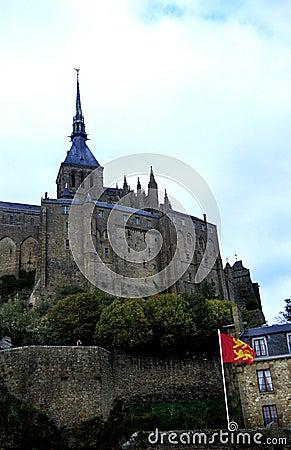 Le Mt. St. Michel