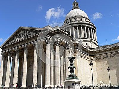 Le Pantheon, Paris ( France )
