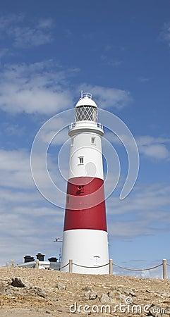 Le phare célèbre à la facture de Portland