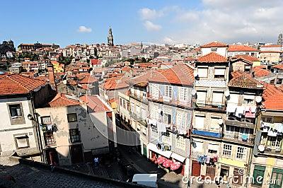 ville de portugal photo - Image