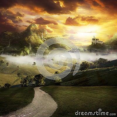Le royaume de la lumière