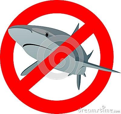 Le signe du requin