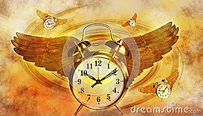 Le temps vole