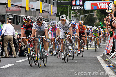 Le Tour de France 2009 - Round 4 Editorial Photo