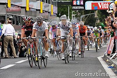 Le Tour de France 2009 - Round 4 Editorial Photo