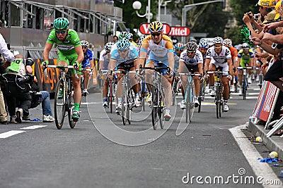 Le Tour de France 2009 - Round 4 Editorial Stock Image
