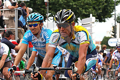 Le Tour de France 2009 - Round 4 Editorial Photography