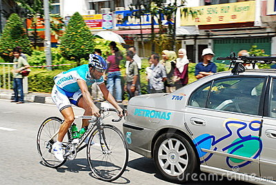 Le Tour De Langkawi Editorial Photo