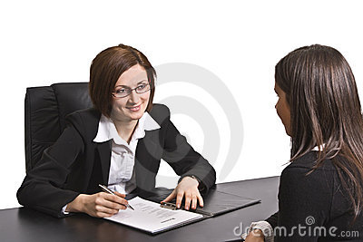 Le travail d entrevue