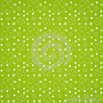 Le vert laisse la configuration sans joint