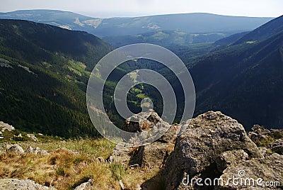 Lea in Karkonosze mountains