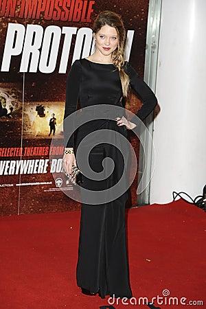 Lea Seydoux Editorial Image