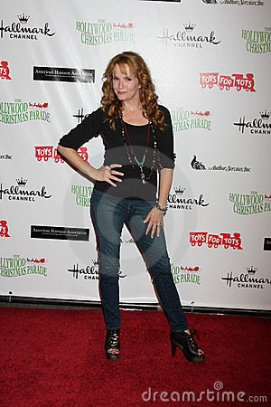 Lea Thompson Editorial Stock Image