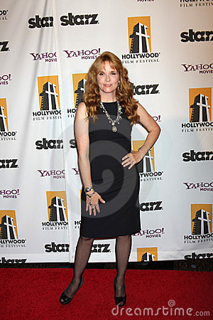 Lea Thompson Editorial Photo
