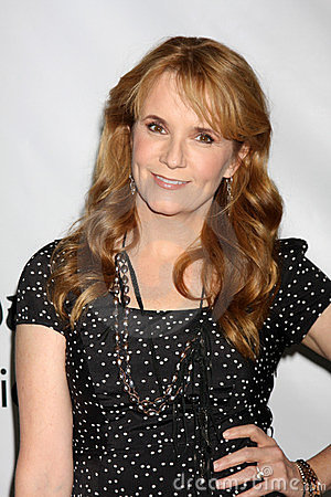 Lea Thompson Editorial Image