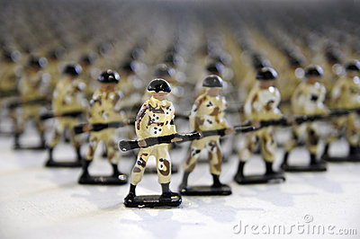 Lead Soldiers (Toy Soldiers)