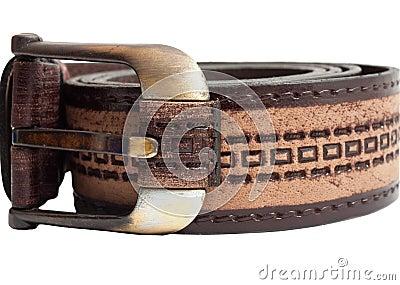 Leader belt