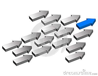 Leadership Arrows