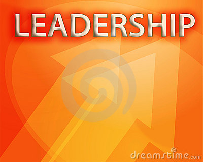 Leadership illustration