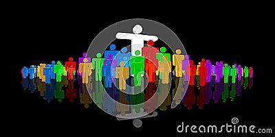 Leading a community