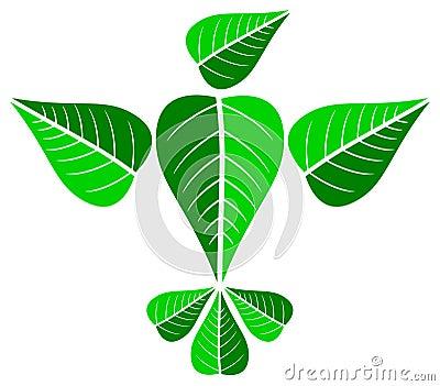 Leaf bird