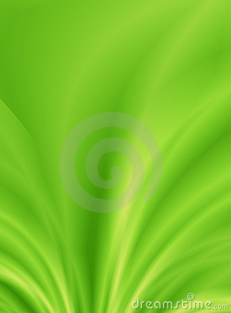 Leaf green background