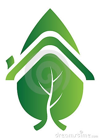 Leaf home logo
