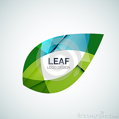 Free Leaf Logo Stock Photo - 44423990