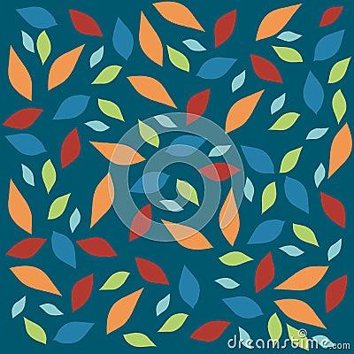 Leaf texture.