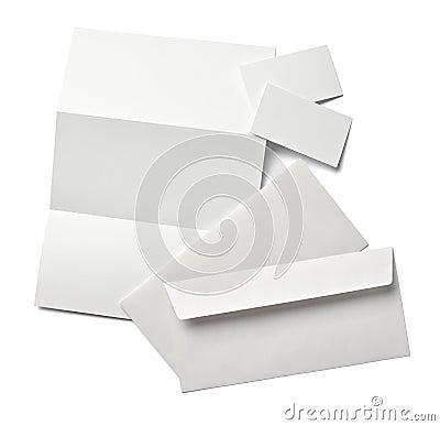 Leaflet letter