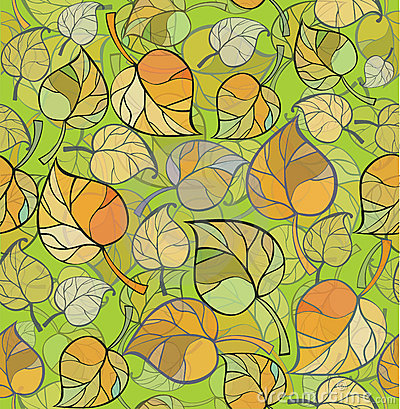 Leafy background