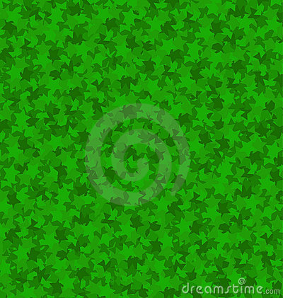 Leafy green background