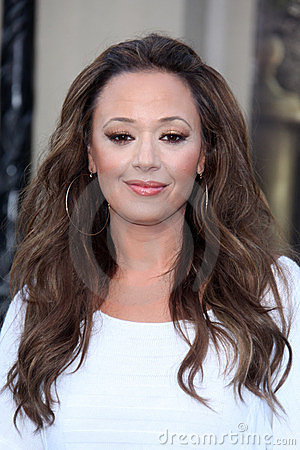 Leah Remini Editorial Photography
