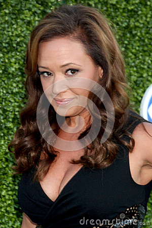 Leah Remini Editorial Stock Photo