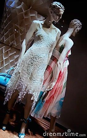 Leaning Towards Fashion