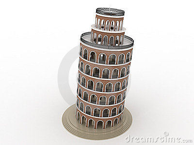 Leaning tower №1