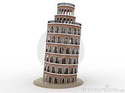 Leaning tower №2