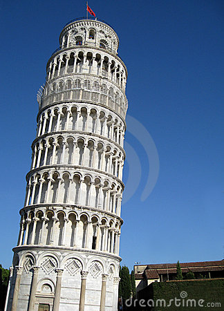 Free Leaning Tower Of Pisa Royalty Free Stock Photo - 12164685