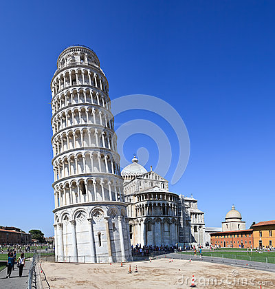 Leaning Tower, Pisa - Italy