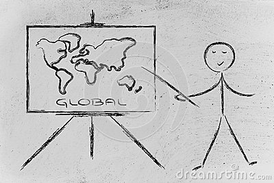 Learn or decide how to go global