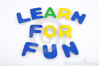 Learn for fun