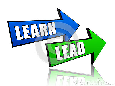 Learn lead in arrows