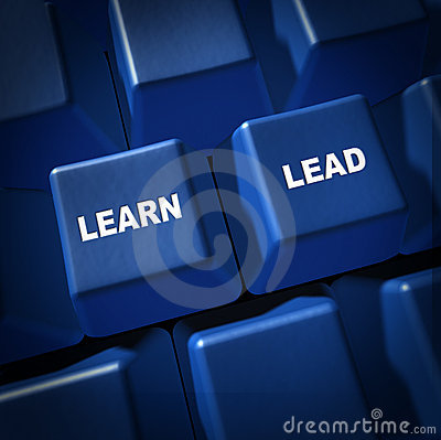 Learn lead strategy planning computer key