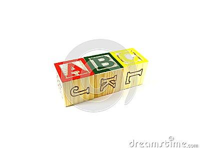 Learning blocks ABC