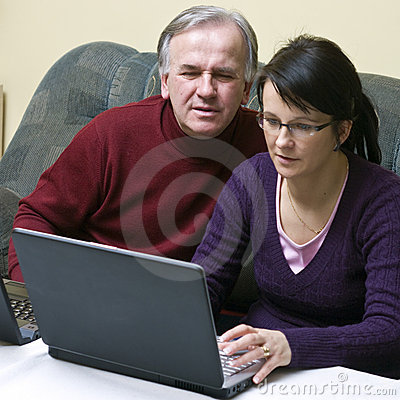 Learning Computers Stock Photos - Image: 8356283